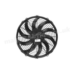"SPAL 12"" (305mm)  Cooling Fan VA10-AP50/C-61A (12v  / 1226 cfm / Pulling)"