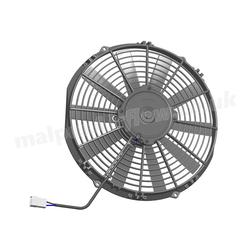 "SPAL 12"" (305mm)  Cooling Fan VA10-AP50/C-25A (12v  / 1097 cfm / Pulling)"
