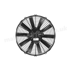 "SPAL 12"" (305mm)  Cooling Fan VA10-AP9/C-25A (12v  / 867 cfm / Pulling)"