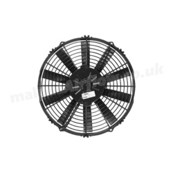 "SPAL 12"" (305mm)  Cooling Fan VA10-BP50/C-25A (24v  / 1162 cfm / Pulling)"