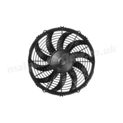 "SPAL 12"" (305mm)  Cooling Fan VA10-BP70/LL-61A (24v  / 1446 cfm / Pulling)"
