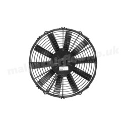 "SPAL 12"" (305mm)  Cooling Fan VA10-BP9/C-25A (24v  / 920 cfm / Pulling)"