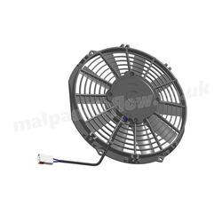 "SPAL 10"" (255mm)  Cooling Fan VA11-AP8/C-29S (12v  / 631 cfm / Pushing)"