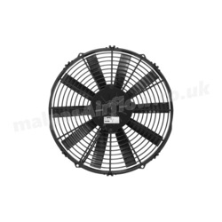 "SPAL 13"" (330mm)  Cooling Fan VA13-AP51/C-35A (12v  / 1168 cfm / Pulling)"