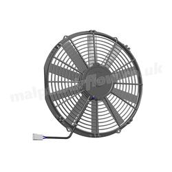 "SPAL 13"" (330mm)  Cooling Fan VA13-AP51/C-35S (12v  / 1186 cfm / Pushing)"