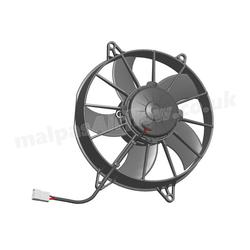 "SPAL 10"" (255mm)  Cooling Fan VA15-AP70/LL-51S (12v  / 966 cfm / Pushing)"
