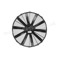 "SPAL 16"" (407mm)  Cooling Fan VA18-AP10/C-41A (12v  / 1074 cfm / Pulling)"