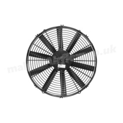 "SPAL 16"" (407mm)  Cooling Fan VA18-AP10/C-41S (12v  / 1103 cfm / Pushing)"