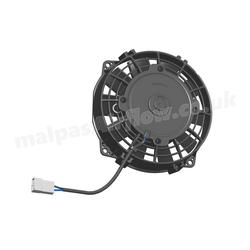 "SPAL 6.5"" (167mm)  Cooling Fan VA22-AP11/C-50S (12v  / 301 cfm / Pushing)"