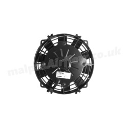 "SPAL 6.5"" (167mm)  Cooling Fan VA22-BP11/C-50A (24v  / 301 cfm / Pulling)"