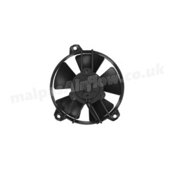 "SPAL 5.2"" (130mm)  Cooling Fan VA31-A101-46A (12v  / 342 cfm / Pulling)"