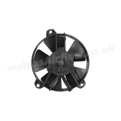 "SPAL 5.2"" (130mm)  Cooling Fan VA31-A101-46S (12v  / 307 cfm / Pushing)"