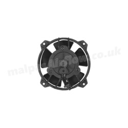 "SPAL 4"" (96mm)  Cooling Fan VA32-A101-62A (12v  / 148 cfm / Pulling)"