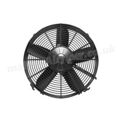 "SPAL 12"" (305mm)  Cooling Fan VA34-BP70/LL-36S (24v  / 1440 cfm / Pushing)"