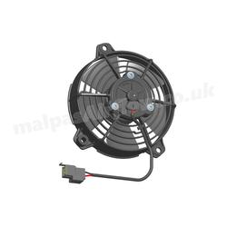 "SPAL 5.2"" (130mm)  Cooling Fan VA37-A101-46S (12v  / 260 cfm / Pushing)"