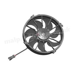 "SPAL 12"" (305mm)  Cooling Fan VA51-BP70/VLL-69A (24v  / 1634 cfm / Pulling)"