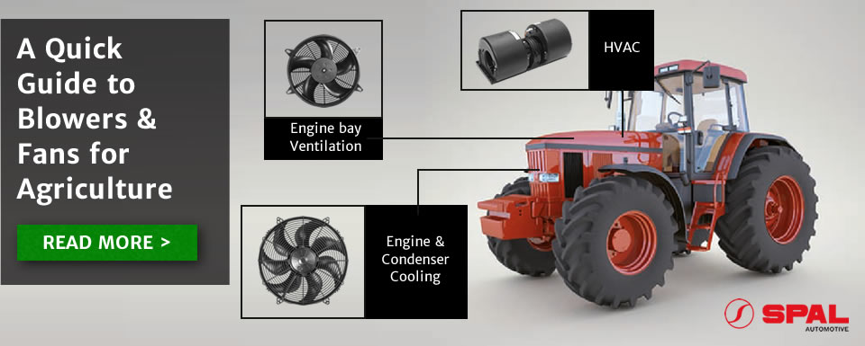 A quick guide to agricultural fans and blowers