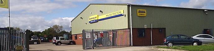Malpas Tractors - Wrexham