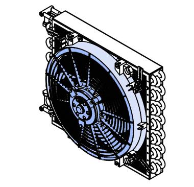 AB67104A30P - HVAC CONDENSER