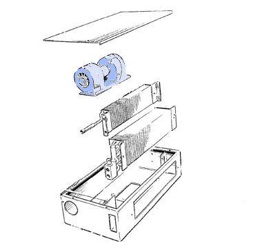 061527 - Blower Motor