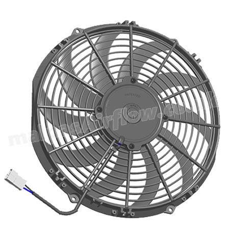Universal 12inch Oil Cooler Fan
